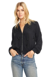 Chaser Beaded Bomber Jacket - Product Mini Image
