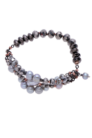 NAKAMOL CHICAGO beaded bracelet - Front cropped
