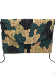 Ole' Beaded Camo Bag - Product Mini Image