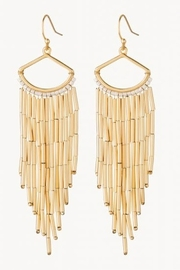 Spartina 449 Beaded Chandelier Earrings - Product Mini Image