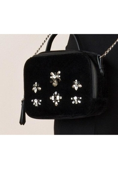 Pia Rossini Beaded Crossbody - Alternate List Image