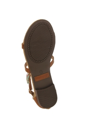 Spring Footwear Beaded Double-Strap Gladiator - Product Mini Image