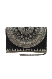 Mary Frances Beaded Envelope Clutch - Product Mini Image
