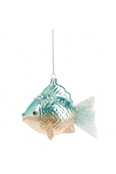 Shoptiques Product: Beaded Fish Ornament