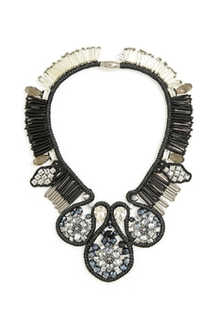 Zenzii Beaded Fringe Necklace - Product List Image