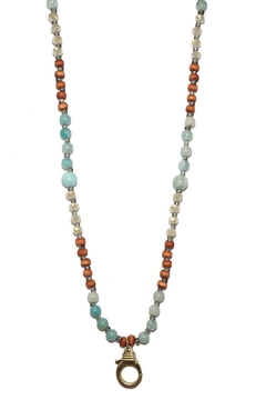 Marlyn Schiff Beaded Interchangeable Charm-Necklace - Alternate List Image