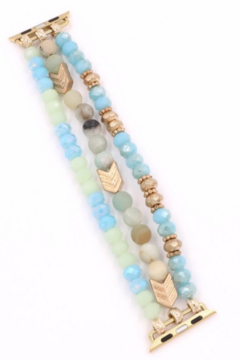 Shoptiques Product: Beaded iWatch Band