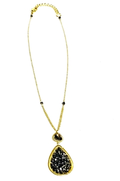 Shoptiques Product: Beaded Pendant Necklace