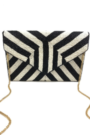 Ole' Beaded Stripe Bag - Product Mini Image