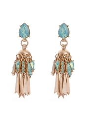 Pannee Jewelry Beaded Tassel Earring - Product Mini Image