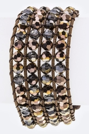 Nadya's Closet Beads Layer Cuff - Product Mini Image