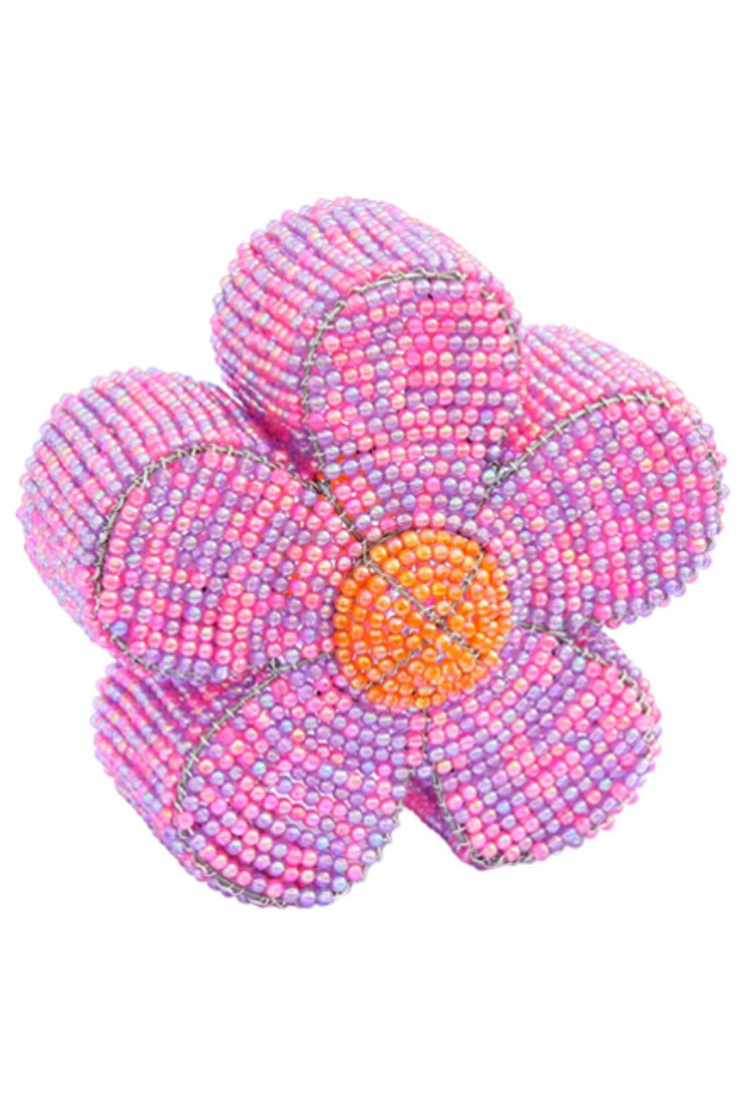 Beadworx Beaded Flower Nightlight - Front Cropped Image