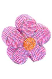 Beadworx Beaded Flower Nightlight - Front cropped