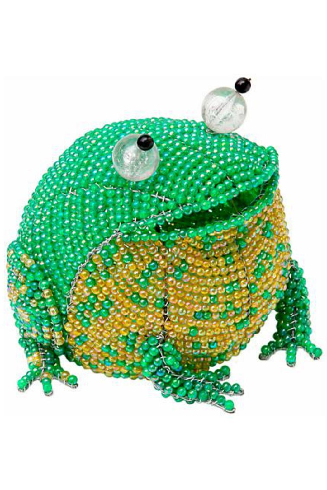 Beadworx Frog Nightlight - Front Cropped Image