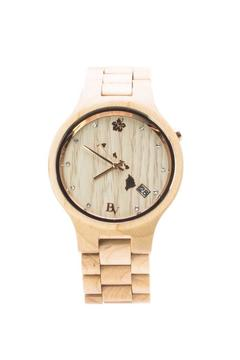 Shoptiques Product: Hawaiian Maple Watch