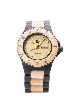 Shoptiques Product: Hawaiian Sandalwood Watch