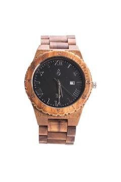 Shoptiques Product: Koa Wood Watch