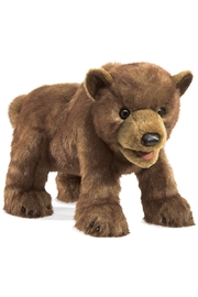 Folkmanis Bear Cub Hand Puppet - Product Mini Image