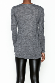Bear Dance Graphic Sweater - Back cropped