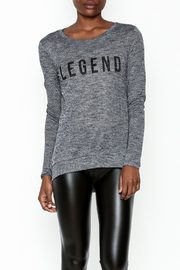 Bear Dance Graphic Sweater - Front cropped