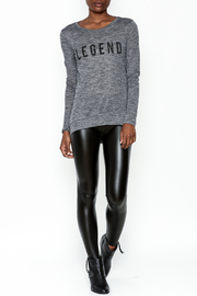Bear Dance Graphic Sweater - Side cropped