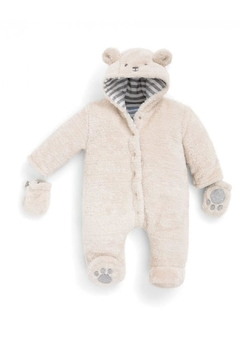 Shoptiques Product: Bear Fleece Pramsuit