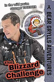Usborne Bear Grylls Adventures The Blizzard Challenge - Product Mini Image