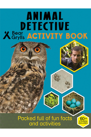 Usborne Bear Grylls Animal Detective Activity Book - Product Mini Image