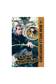 Usborne Bear Grylls: The Safari Challenge - Product Mini Image