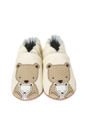 Robeez Bear Hug Soft Sole - Product Mini Image