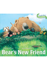 Simon & Schuster Bear's New Friend - Product Mini Image