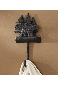 Park Designs Bear Single Wall Hook - Alternate List Image
