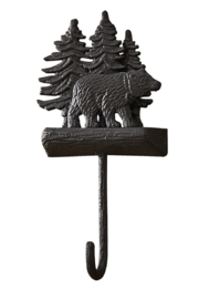 Park Designs Bear Single Wall Hook - Front cropped