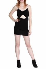 Bear Dance Cross Back Dress - Product Mini Image