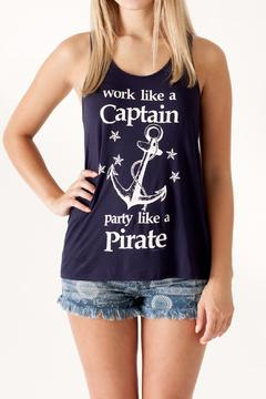 Bear Dance Pirate Party Tank - Product List Image