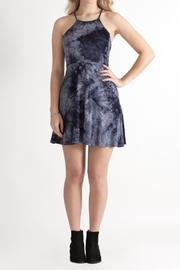 Bear Dance Tie Dye Flare Dress - Product Mini Image