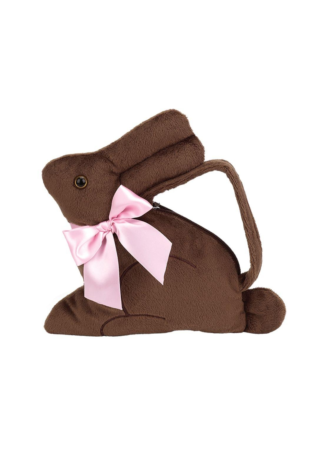 Bearington Cocoa Bunny Carrysome - Main Image