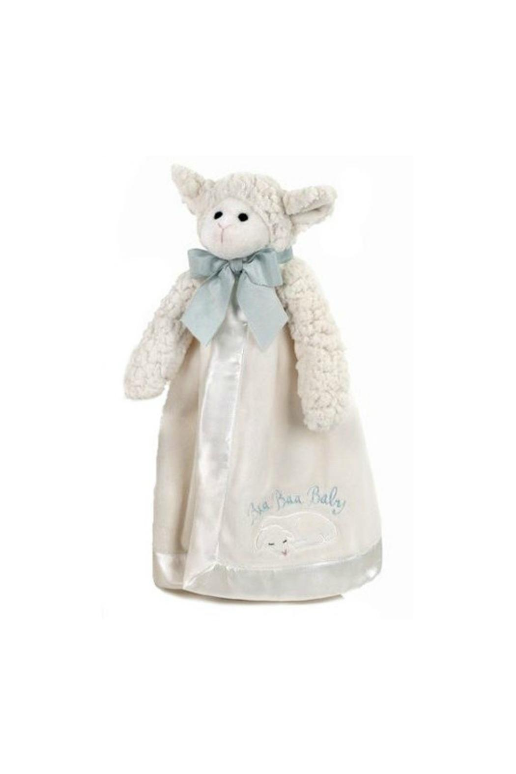 Bearington Baby Collection Lamby Snuggler - Front Cropped Image
