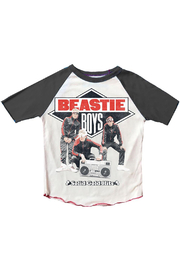 Rowdy Sprout Beastie Boys Raglan - Product Mini Image