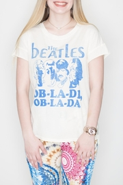 Junk Food Clothing Beatles Graphic Tee - Front cropped