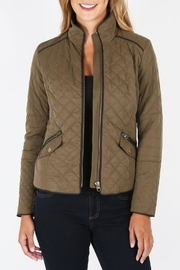 Kut from the Kloth Beatriz Quilted Jacket - Product Mini Image