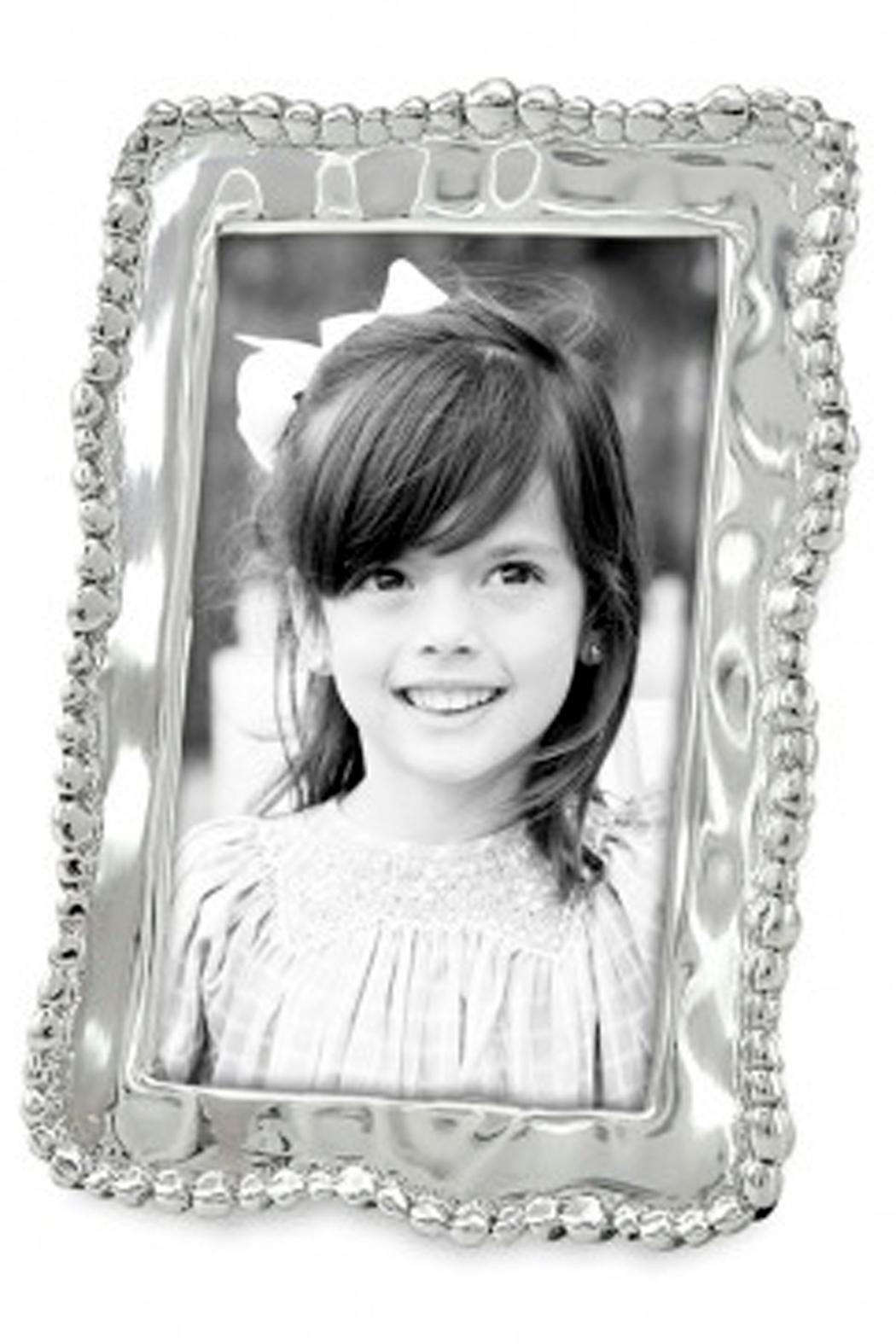 Beatriz Ball 4x6 Organic-Pearl Frame - Front Cropped Image