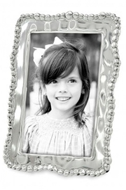 Beatriz Ball 4x6 Organic-Pearl Frame - Front cropped