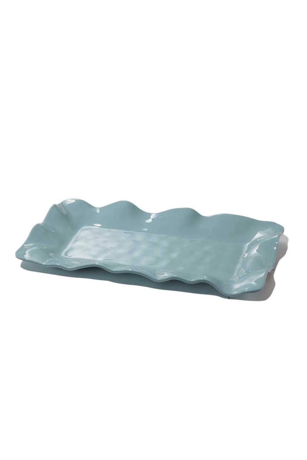 Beatriz Ball Havana Rectangular Platter - Front Cropped Image
