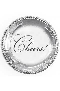 Beatriz Ball Organic Pearl Engraved Tray - Product List Image