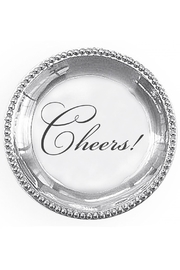 Beatriz Ball Organic Pearl Engraved Tray - Product Mini Image