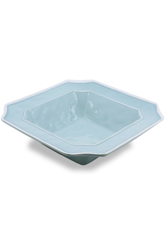 Beatriz Ball Vida Charleston Blue Bowl-Large - Alternate List Image