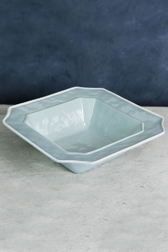 Beatriz Ball Vida Charleston Blue Bowl-Large - Product List Image