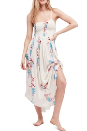 Free People Beau Print Slip-Dress - Product Mini Image
