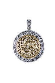 Beaucoup Designs Aimez Filligree Charm - Product Mini Image